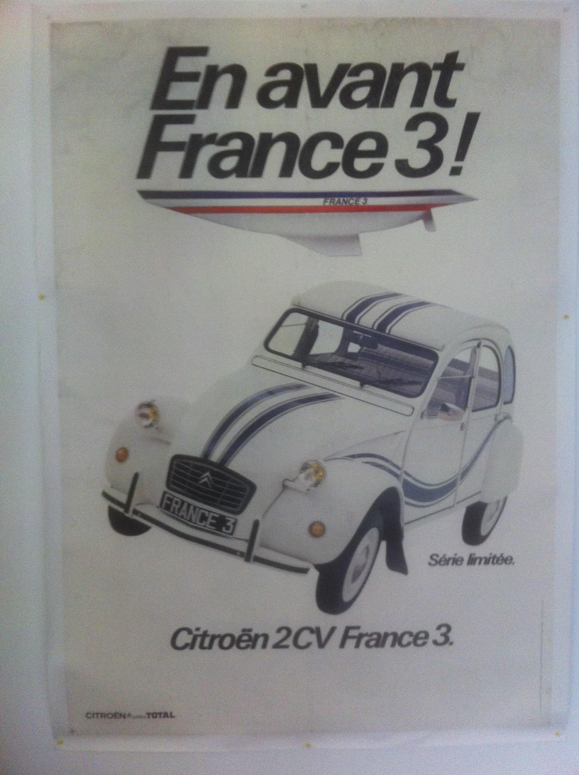 Catalogues affiches et publicités autour de la 2cv et ses dérivés