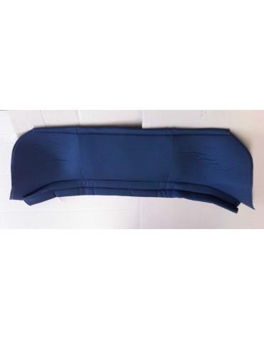 Hamac de coffre en tissu noir 2cv