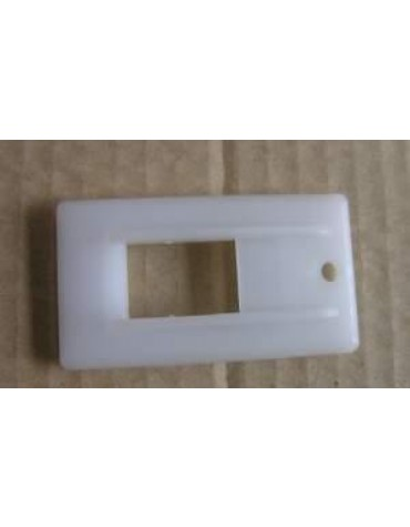 Guide plastique de poignée de frein à main 2CV, Dyane
