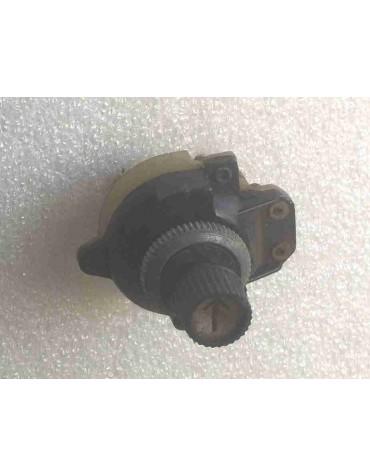 Interrupteur feu de détresse 2cv ancien modèle