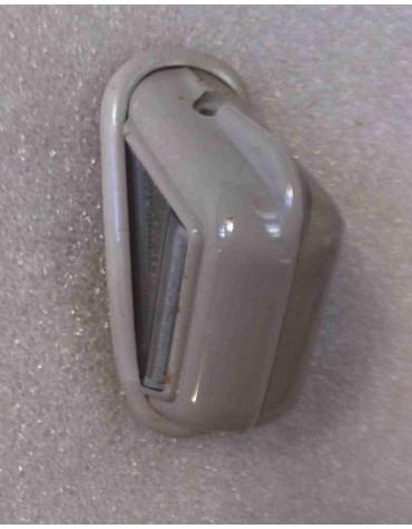 Cabochon d'éclaireur de plaque triangulaire Axo  2cv HY