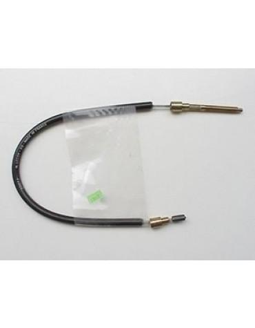 Câble de frein à main disques droit, 2 CV origine Maurice Lecoy