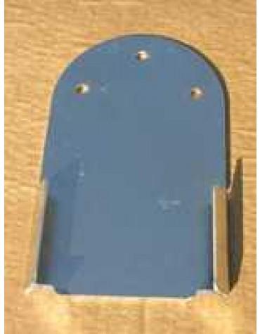 Support de régulateur dernier modèle en aluminium à fixer sur tablier ou sur la bride de batterie 2cv