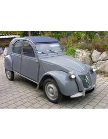 2cv AZ 1958 gris souris