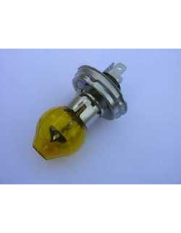 Ampoule de phare H5,  bulbe jaune amovible, ancien montage