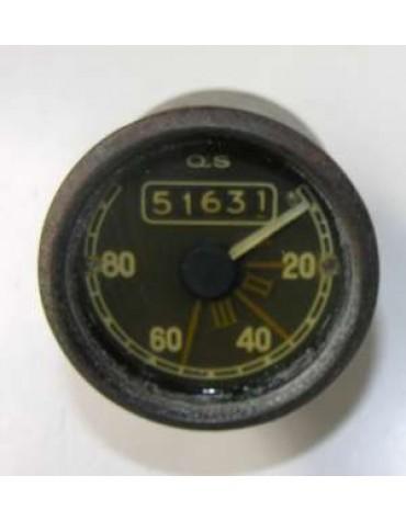 Compteur OS rond 2cv gradué de 20 à 80 km/h occasion