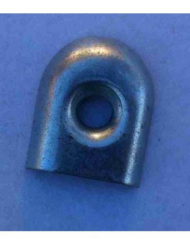 Embout métallique de tire porte avant ou arrière 2cv