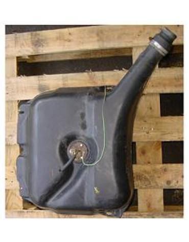 Réservoir origine nu occasion plastique d'essence 2cv 25 litres ni retour ni garantie vendu sans jauge ni collerette de goulotte
