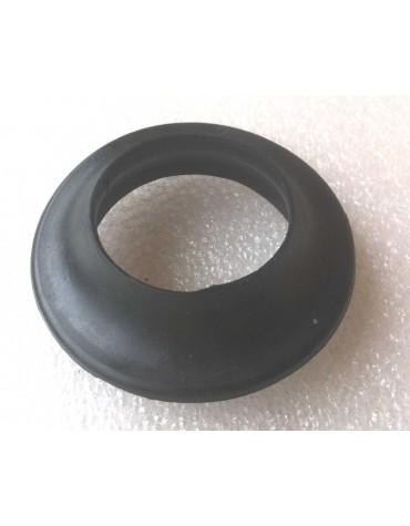 Collerette de goulotte de réservoir noire 2cv berline, Dyane