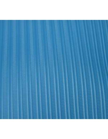 Capote 2CV  neuve, fermeture extérieure bleu myosotis
