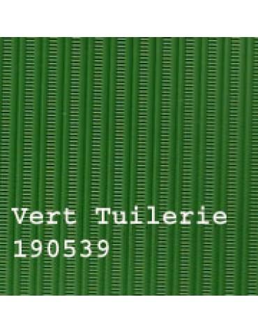 Capote 2CV  neuve,fermeture extérieure vert tuilerie