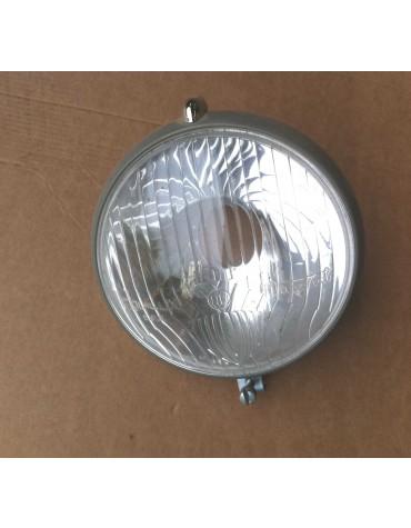 Optique Marchal ABTP 490 avec porte de phare en tôle