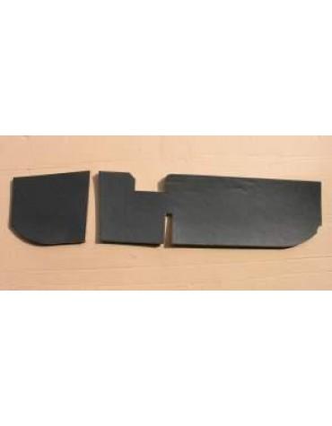 Garniture de tablette de boite à gants Dyane Acadiane