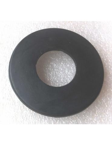 Collerette de goulotte de réservoir noire 2cv fourgonnette, Méhari Acadiane