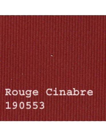 Capote 2CV neuve, fixation intérieure, rouge cinabre