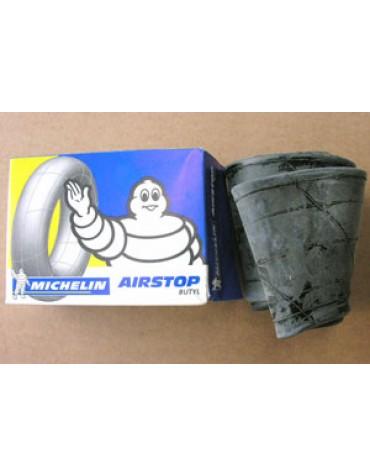 Chambre à air Michelin125/135 x 400 pour roues en 16 pouces (2cv avant 1960)