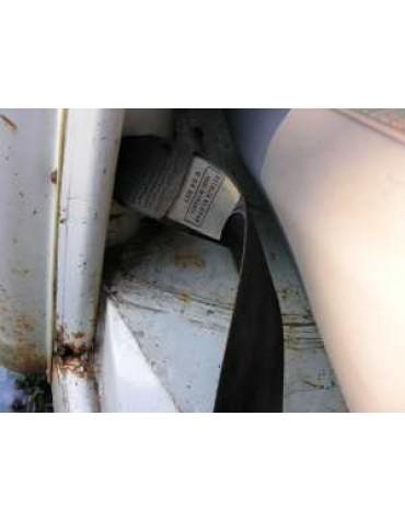 Corrosion montant de caisse