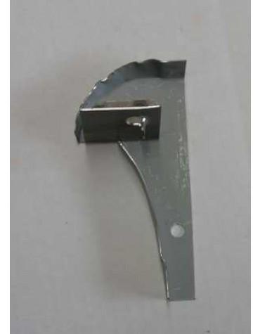 Pièce de réparation de fond de coffre gauche 2cv