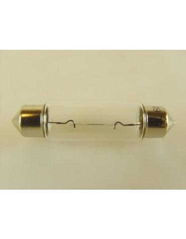 Ampoule navette 6V 10W feu arrière Traction 11 et 15CV