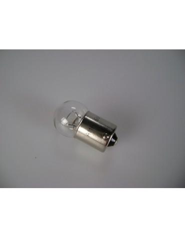 Ampoule 6 volts 15 watts ronde pour clignotant