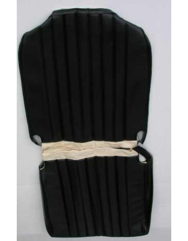 Garniture de siège dernier modèle HY en simili noir