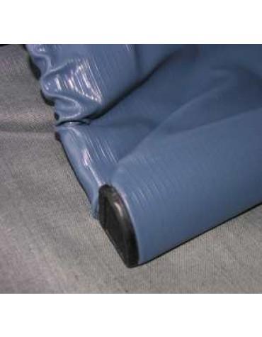 Capote 2cv neuve fermeture intérieure bleue céleste