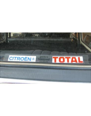 Vitrauphanie Citroën préfère Total
