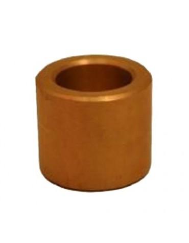 Bague en bronze  d'embout de vilebrequin 12x18x16