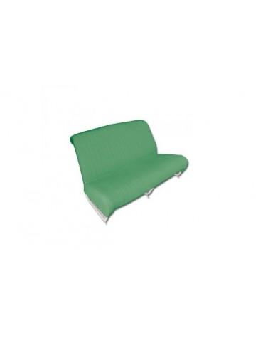 Garniture de banquette avant Ami 8 en tissu diamanté vert