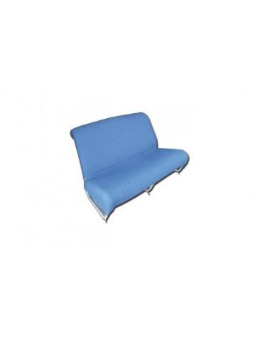 Garniture de banquette avant Ami 8 tissu diamanté bleu
