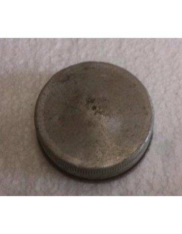 Bouchon aluminium de bocal verre de maître cylindre occasion 2cv et méhari