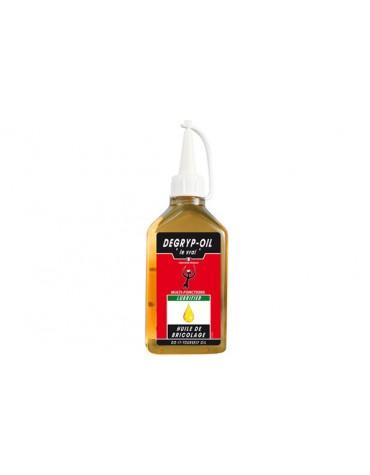 Burette d'huile de bricolage 125 ml