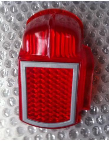 cabochon de feu 2cv avec eclaireur