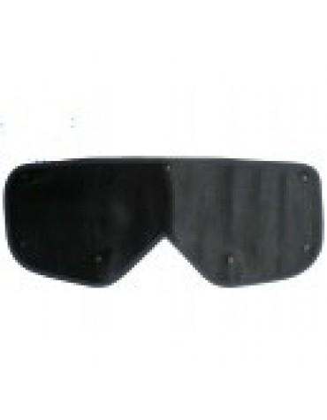 Cache-calandre pour calandre 2cv  3 barres 65-75 couleur noire