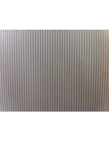 Capote neuve 2cv ancienne fermeture extérieure gris rosé petit grain toile renforcée