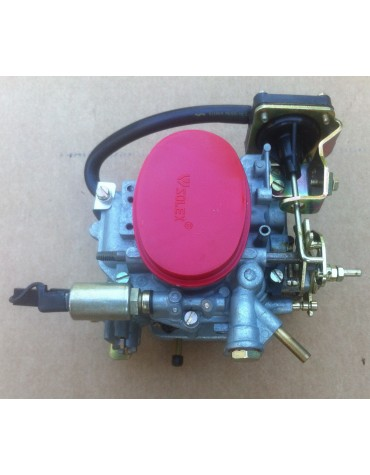 Carburateur double corps Solex Visa LNA
