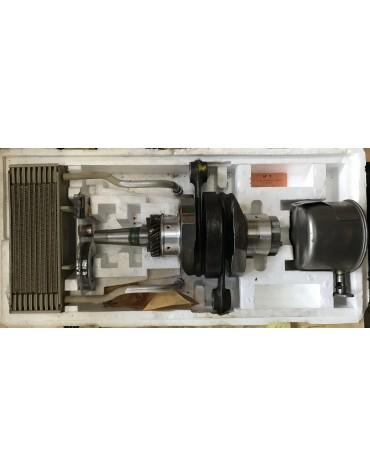 Coffret vilebrequin + réfrigérateur + crépine pour moteur 602 cm3