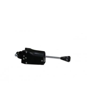 Commodo de phares noir 2cv origine  12 volts