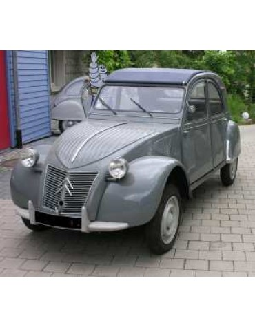 AZLP 2CV 1960 gris souris