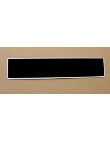 Plaque d'immatriculation avant  2CV 455 x100