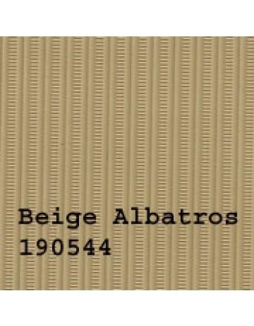 Capote 2CV neuve, fermeture extérieure renforcée beige albatros