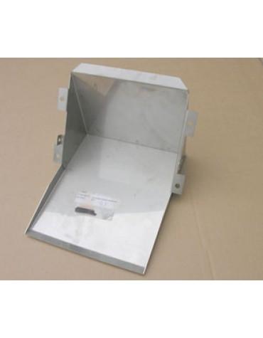 Bac de batterie 2CV en inox