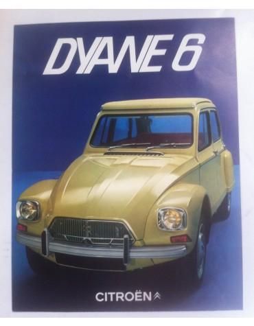 Dyane Jaune Calabre 1969