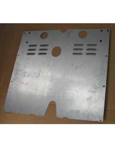 Blindage sous moteur type raid attention petite corrosion sur la tranche prix en rapport