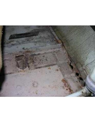 Corrosion plancher