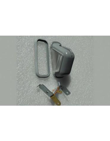 Eclaireur de plaque triangulaire avec support 2CV fourgonnette HY