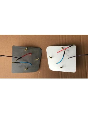 Ensemble de LED pour feux arrières 2cv4 et 6
