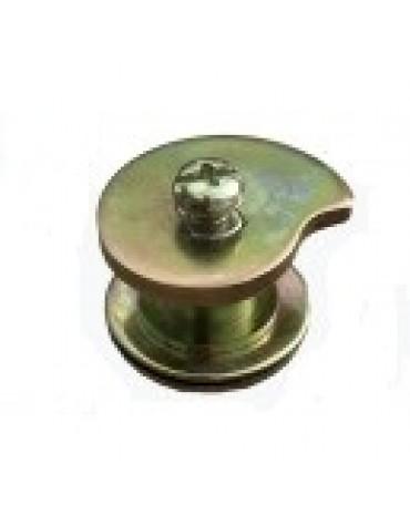 Excentrique de mâchoire avant sur la flasque : ensemble complet pour mâchoires largeur 200 mm