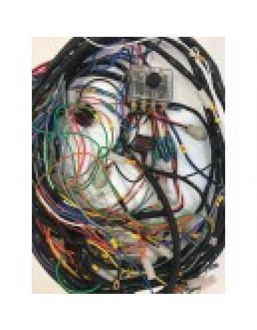 Faisceau électrique complet pour 2cv après 1981