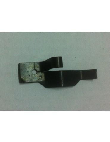 Frein de plaquette de frein à main côté gauche